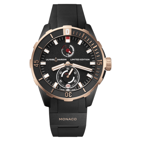 Ulysse Nardin Watches - Diver Chronometer | Manfredi Jewels