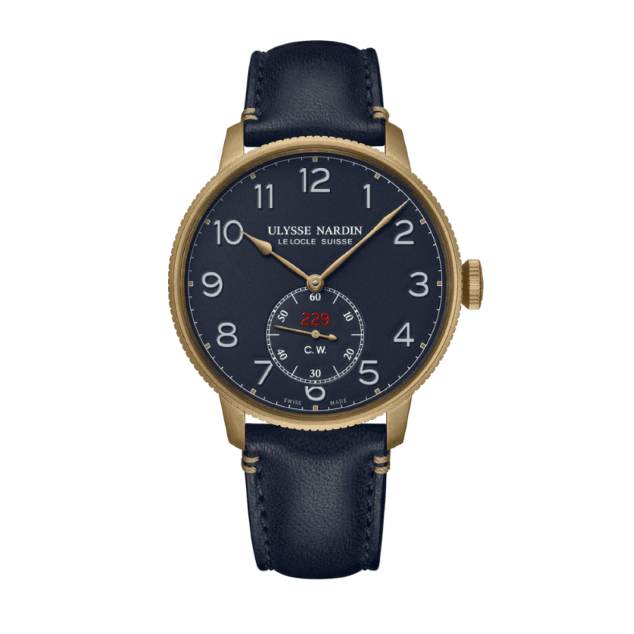 Ulysse Nardin Watches - Marine Torpilleur 1187-320LE/63 | Manfredi Jewels