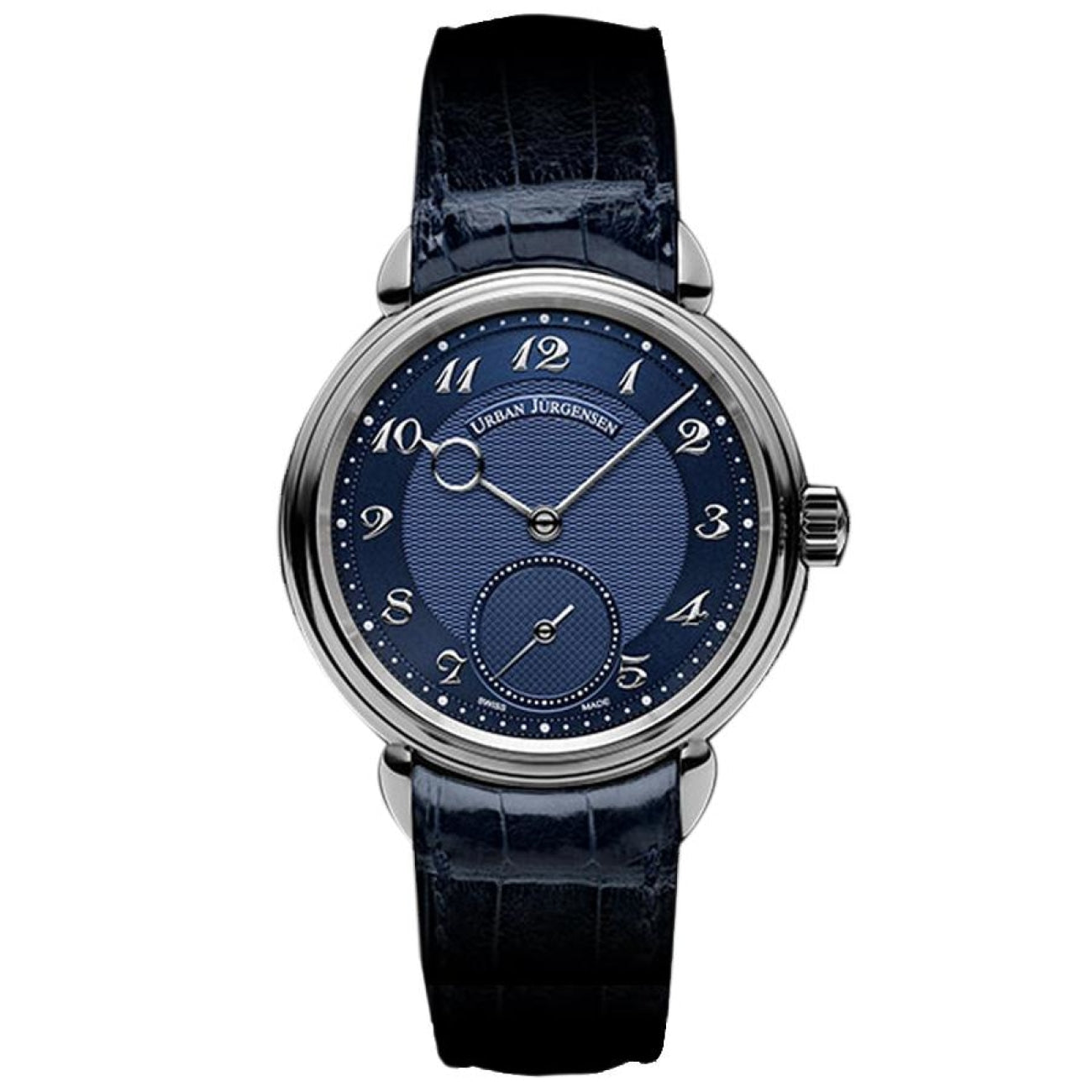 Urban Jurgensen Watches - 1140L PT BLUE | Manfredi Jewels