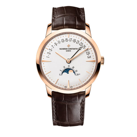 Vacheron Constantin Watches - Patrimony Moon Phase And Retrograde Date | Manfredi Jewels