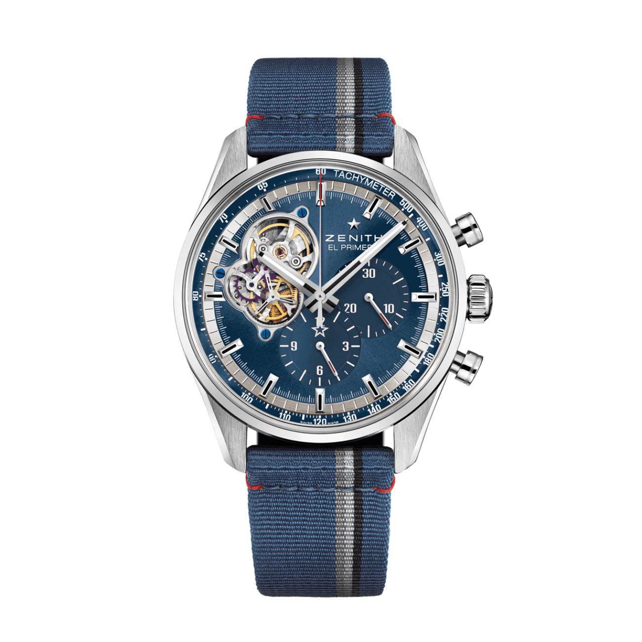 Zenith Watches - 03.20416.4061/51.C802 Chronomaster El Primero Open | Manfredi Jewels