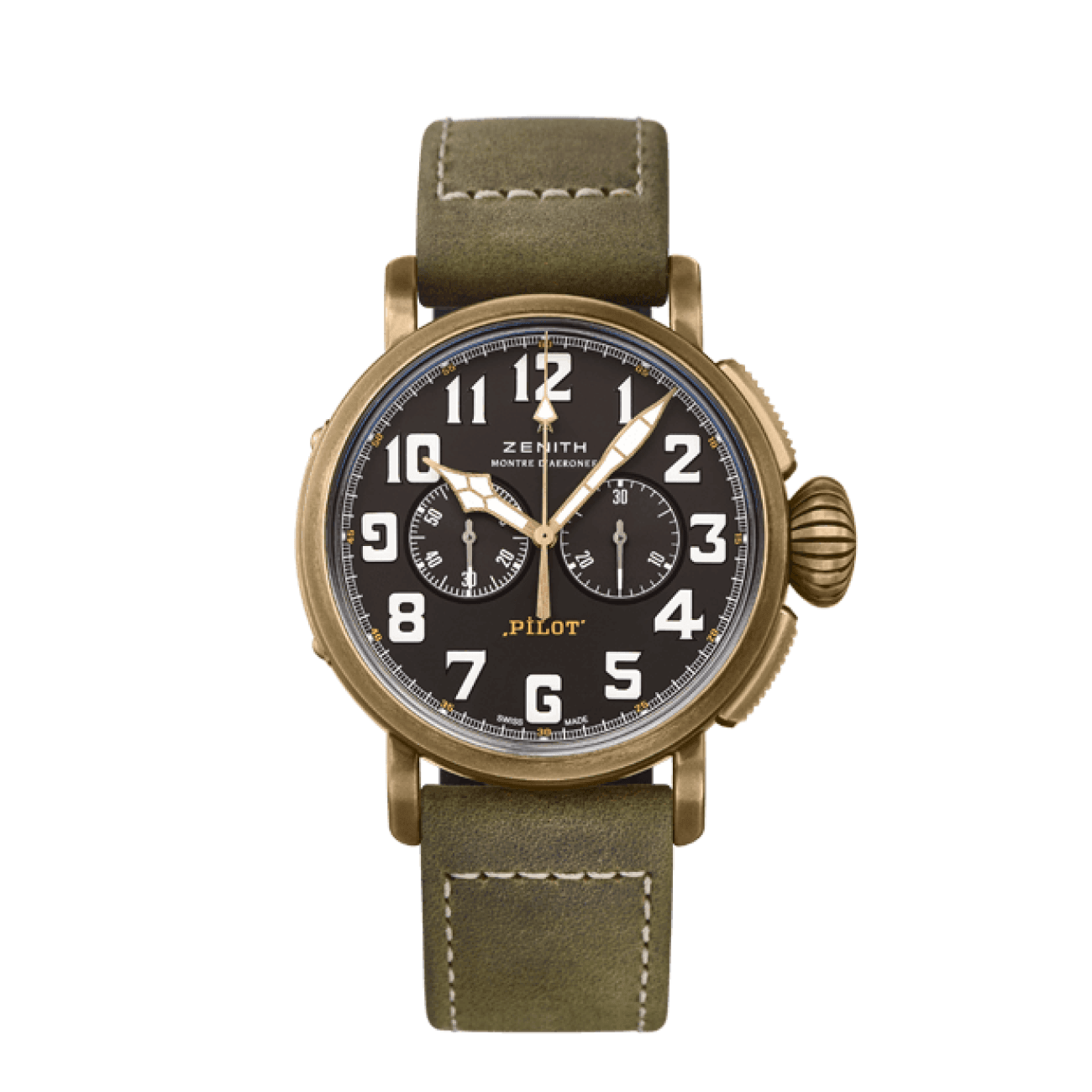 Zenith Watches - Pilot Type 20 Chronograph Extra Special | Manfredi Jewels