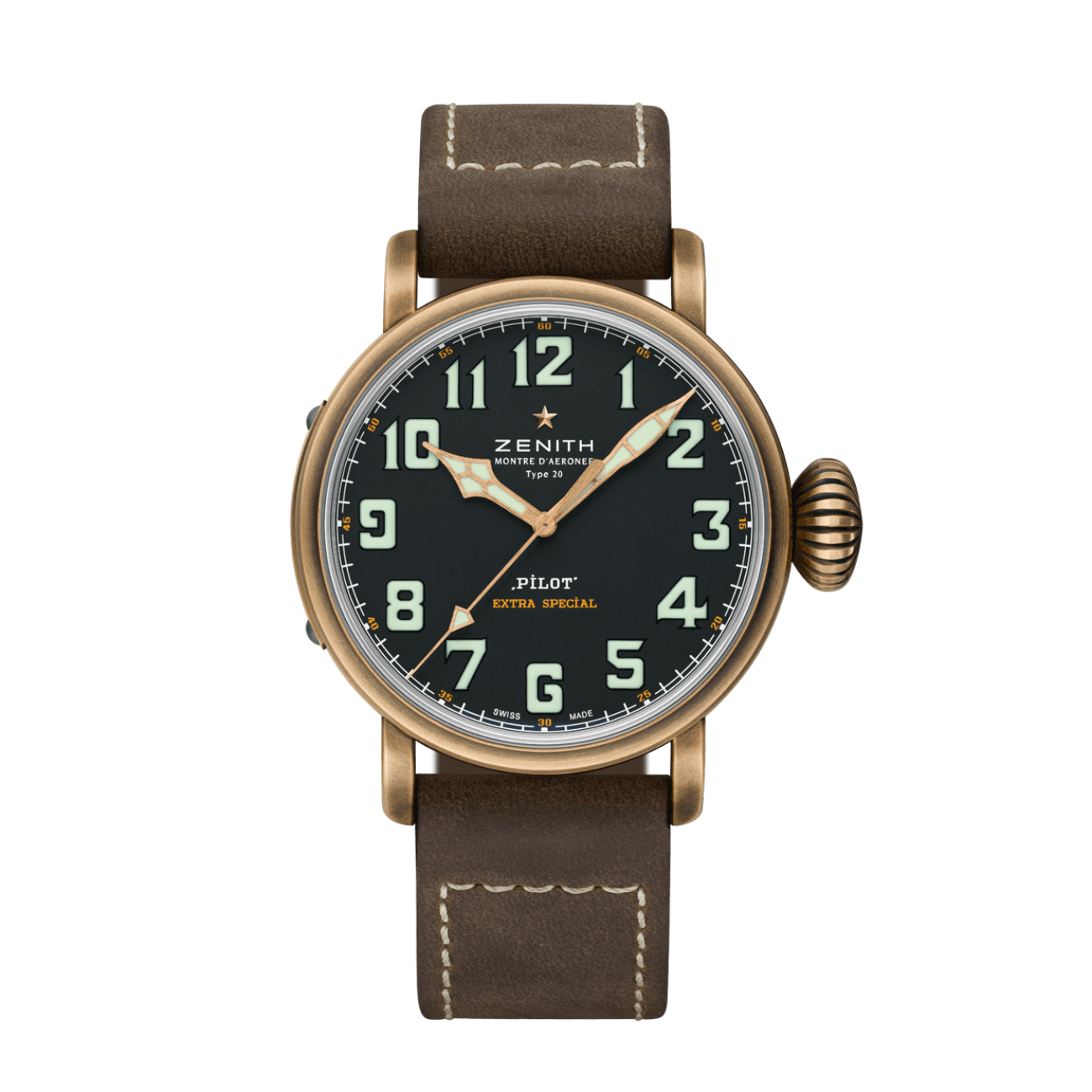 Zenith Watches - Pilot Type 20 Extra Special | Manfredi Jewels