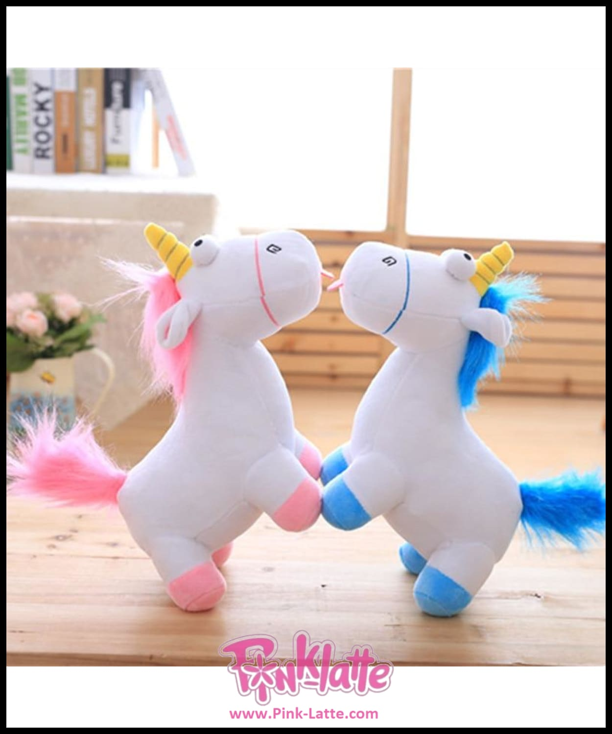 d6125e8725c Cute unicorn plush toys stuffed animal horse doll christmas present cartoon  kids baby toy jpg 1250x1500