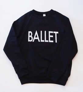 "MINI CITIZEN - ""Ballet"" Crewneck"