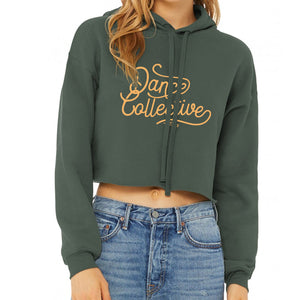 DANCE COLLECTIVE - Ladies Cropped Hoodie