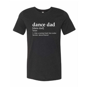 "MINI CITIZEN - ""Dance Dad"" Tri-Blend Tee"