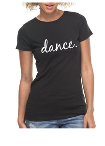 "MINI CITIZEN - ""Dance."" Tee"
