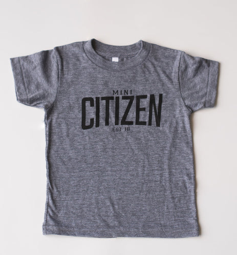 MINI CITIZEN -