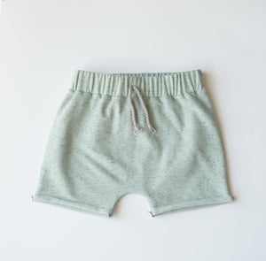 "BECK+BEAN HANDMADE - ""Mint"" Shorts"