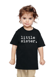 "MINI CITIZEN - ""Little Sister"" Youth Poly-Cotton Tee"