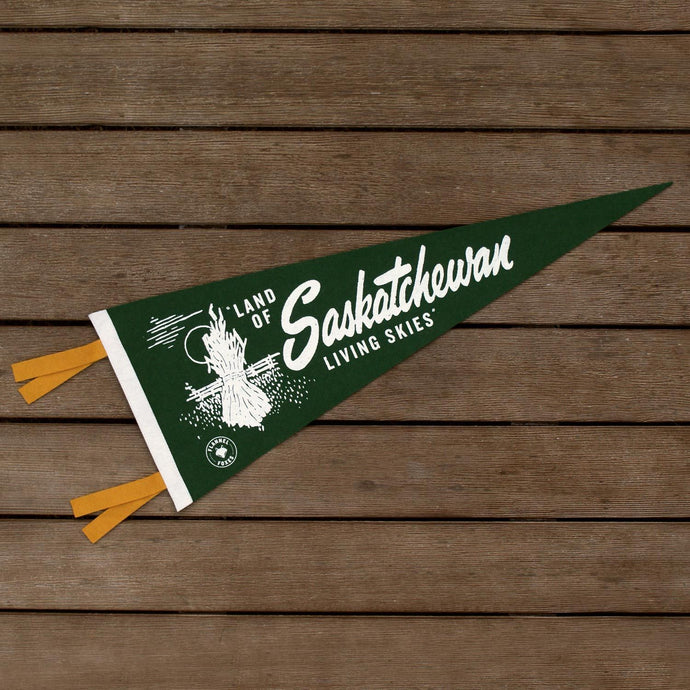 FLANNEL FOXES - Saskatchewan Pennant