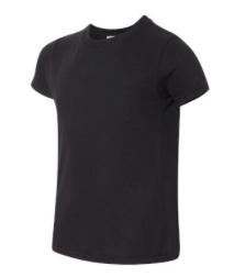American Apparel Youth Cotton Tee