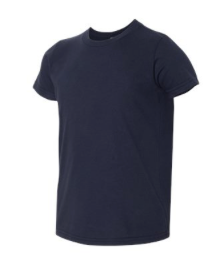 American Apparel Youth Poly-Cotton Tee | 3 Colours