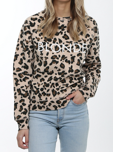 "BRUNETTE THE LABEL - The ""BLONDE"" Middle Sister Crew 