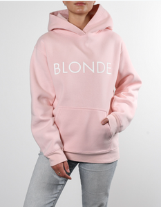 "BRUNETTE THE LABEL - The ""BLONDE"" Hoodie"