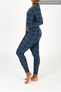 SMASH+TESS - The Present Romper | Holiday Tartan