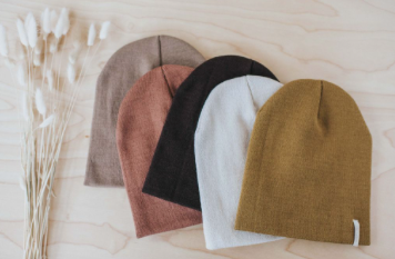 JAX & LENNON - Knit Beanies | From the Earth