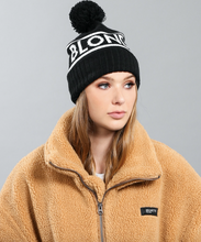 BRUNETTE THE LABEL - The BLONDE Toque | Black