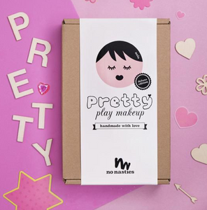 NO NASTIES - NALA | Deluxe Pink Pretty Play Makeup Box w/ Nail Polish