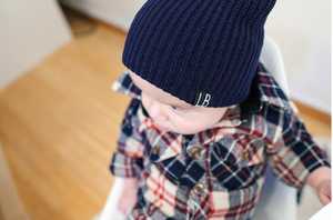 Little Bipsy - Thick Knit Beanie