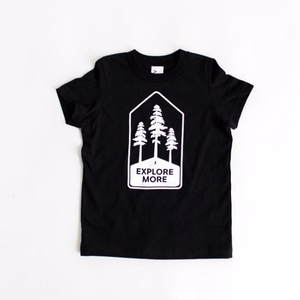 LCMTV Clothing & Supply - Kids Explore More Tee