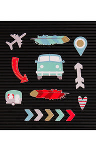 DCWV - Letter Board Icon Packs