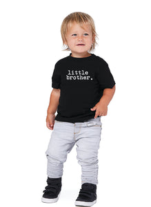 "MINI CITIZEN - ""Little Brother"" Youth Poly-Cotton Tee"