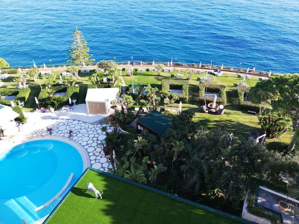 Grand Hotel del Mare Resort - Bordighera - Moma Gioielli