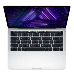 Apple MacBook Pro (13-inch, 16GB RAM, 128GB Storage, 1.4GHz 8th Gen IntelCore i5) - Silver & Space Gray - il0g