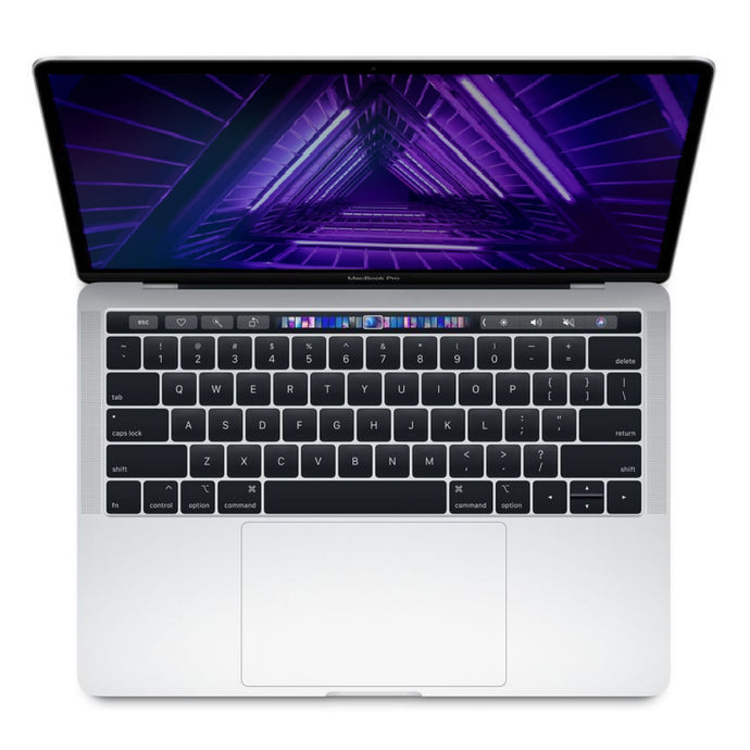 Apple MacBook Pro (13-inch, 8GB RAM, 256GB Storage, 2.8GHz 8th Gen Intel Core i7) - Silver & Space Gray - il0g