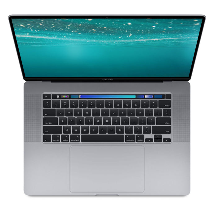 Apple MacBook Pro (16-inch, 16GB RAM, 4TB Storage, 2.4GHz 8 Core 9th Gen Intel Core i9) - Silver & Space Gray - il0g