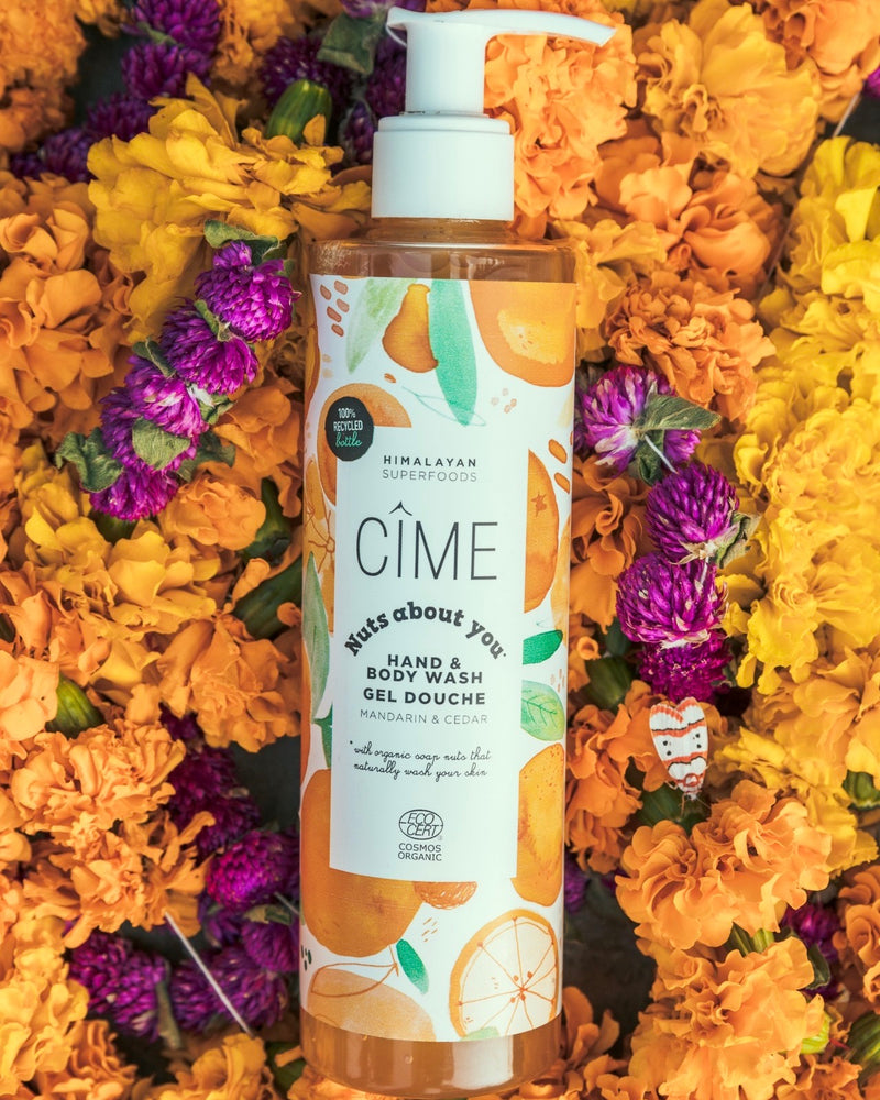Cîme Nuts about you | Hand & body wash