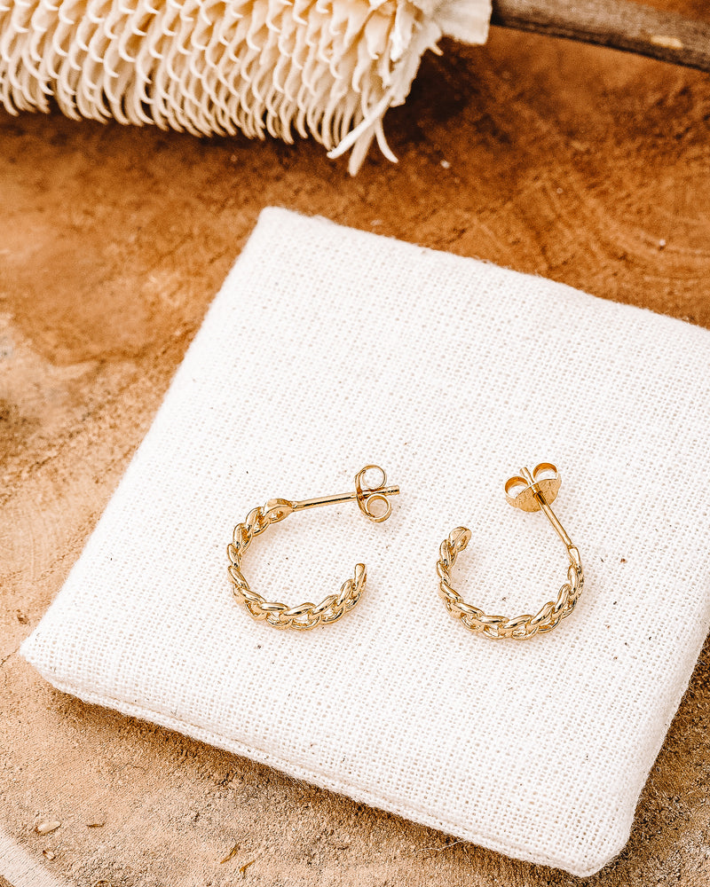 Blaise Bijoux Counting Down Earrings
