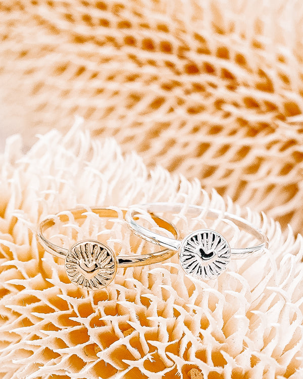 Blaise Bijoux Happy Sunrays Ring