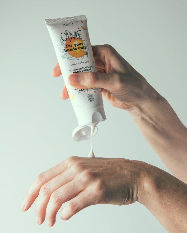Cîme For your hands only | Nutri-intensive hand cream