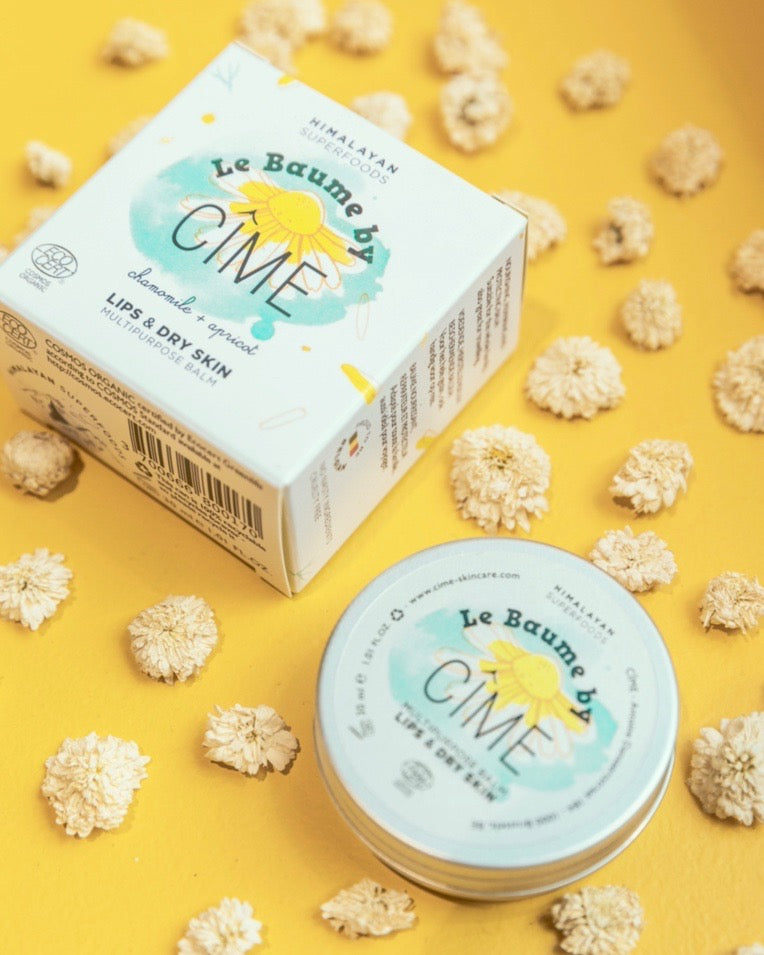 Cîme Le Baume by CÎME | Balm for lips & dry skin