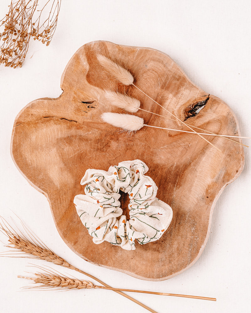 Floral Dreams Scrunchie