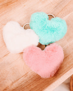 I Heart You Keychain