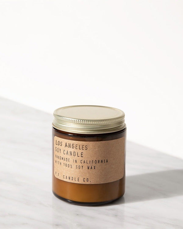 P.F. Candle Co. Los Angeles Soy Candle Blaise Boutique