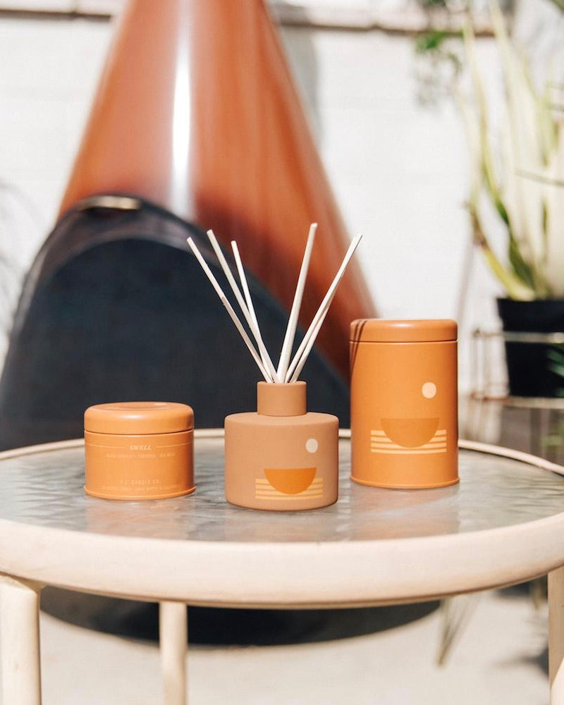 P.F Candle Co. Swell Sunset Incense Cones