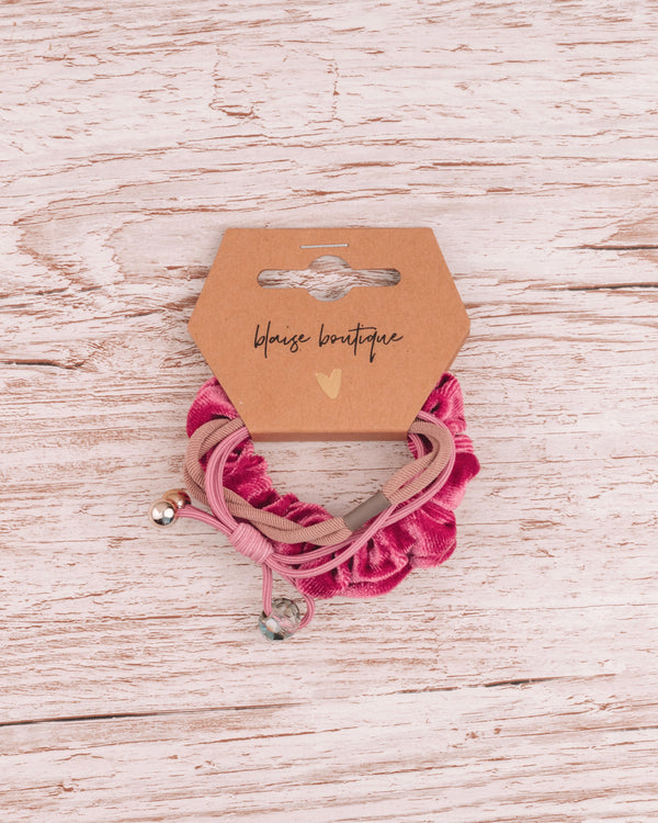 The Sarah Hair Tie Bundle Blaise Boutique