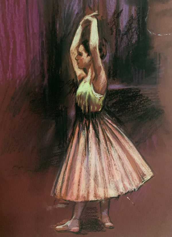 Little Dancer Study No 1