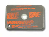 "Signal Mirror, Glass 2"" X 3"" - Signaling - Life Support International, Inc."