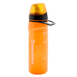 RED LINE FILTER BOTTLE, WATERBASICS - Water & Rations - Life Support International, Inc.