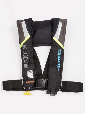 Inflatable PFD, Trident 150, USCG TY II - Life Jacket - Life Support International, Inc.