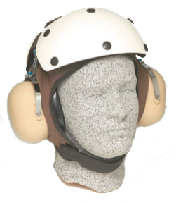 Helmet, Flight Deck, HGU-25/P - Accessories - Life Support International, Inc.