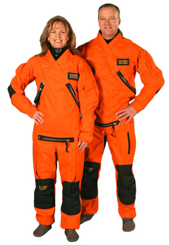 Suit, Anti-Exposure, U-Zip-It® - Anti-Exposure Suits - Life Support International, Inc.
