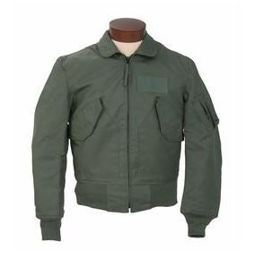 Jacket, CWU-36/P, SG, Summerweight, Nomex - Jackets, Coveralls & Vests - Life Support International, Inc.