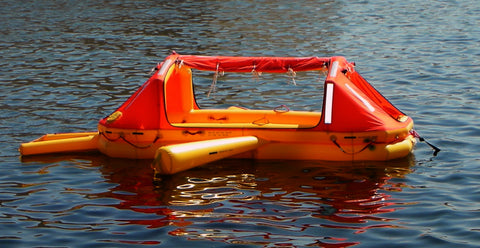 Life Raft, 12 Man MPLR - Life Rafts - Life Support International, Inc.